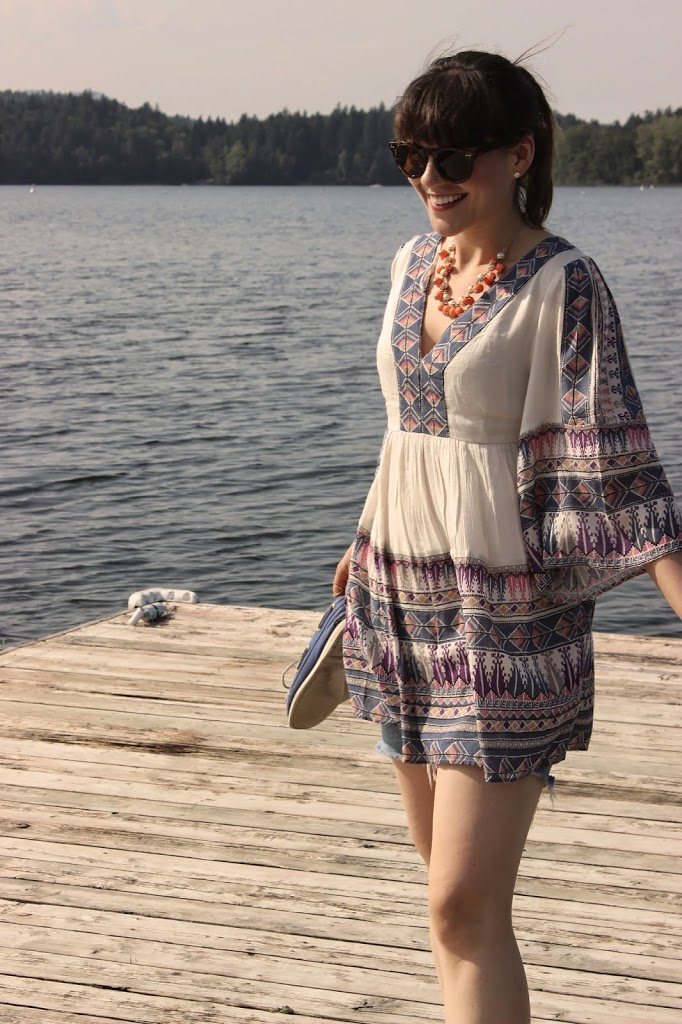 What to wear to the lake