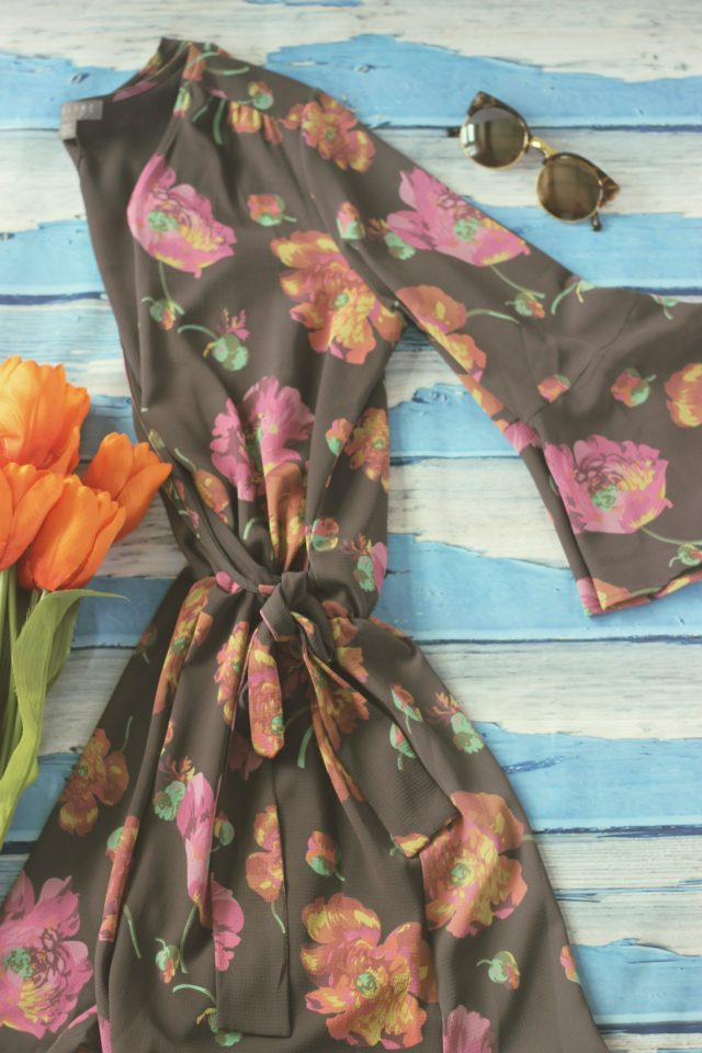 Highline collective floral jumper, Hudson's Bay, Lord and Taylor, Fashion Blogger, Summer fashion
