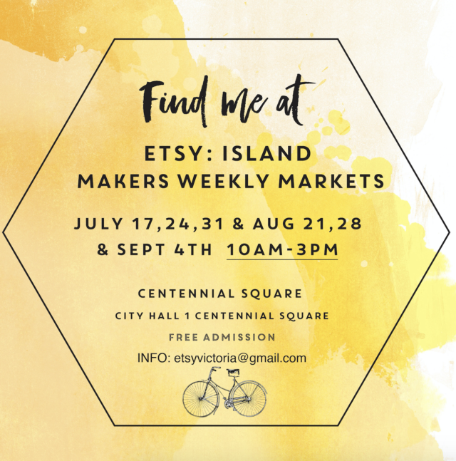 Etsy: Island Makers Weekly Markets