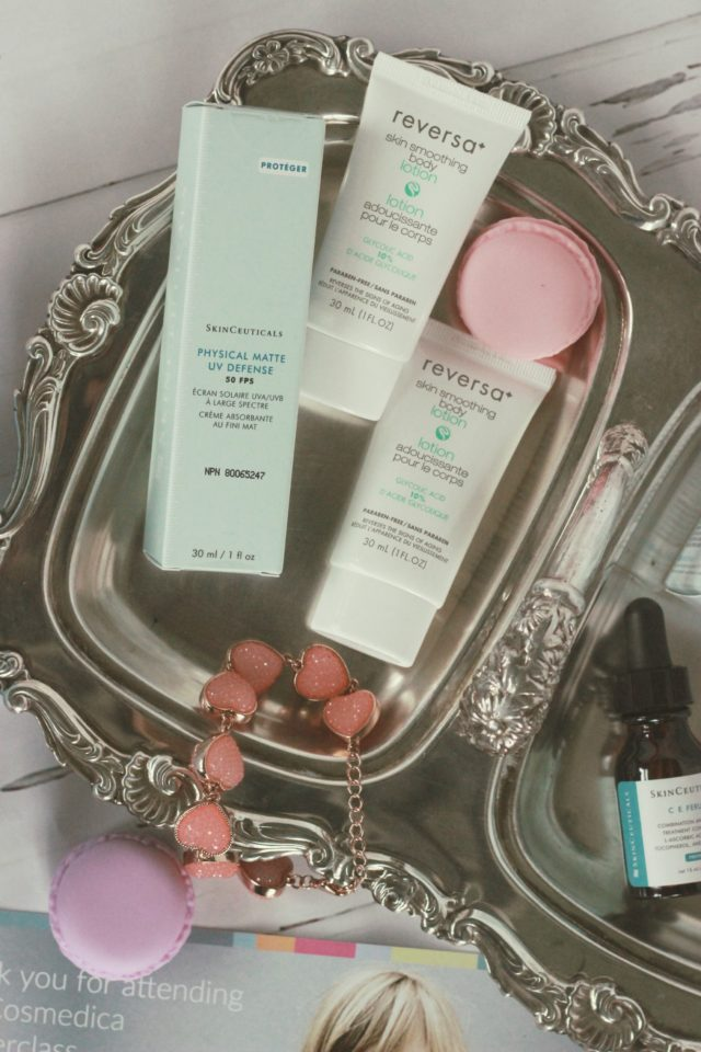 Cosmetica, SkinCeuticals, Reversa, Chemical Peel, Review