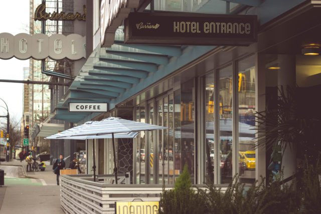 The Burrard, Vancouver Boutique Hotels, Vintage Hotel, Retro Hotel Win 2 nights @theburrard