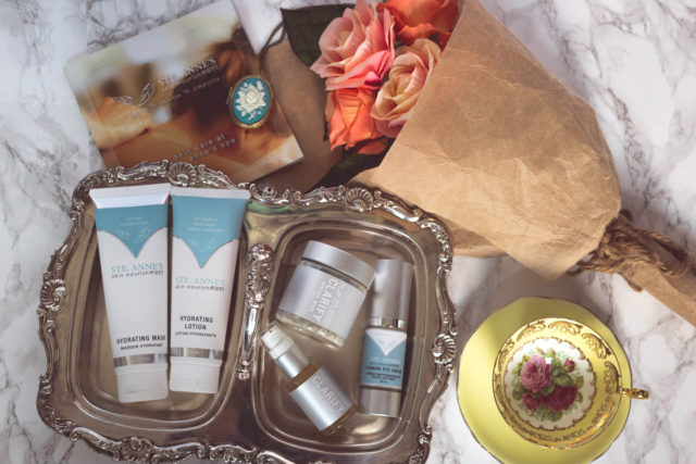 St.Anne's Spa, Ste.Anne's Skin nourishment, farm to face, review, organic, natural, Canadian