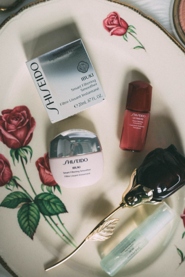 Shiseido , Ibuki Survival Kit, Ibuki Smart Filtering Smoother, Shiseido Ultimate Power Infusing Concentrate, Shiseido Ibuki Beauty Sleeping Mask, Shiseido Ibuki Quick Fix Mist , Sephora, Influenster