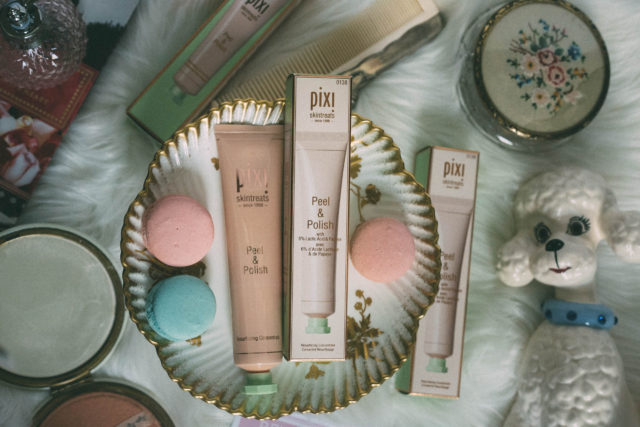Pixi Peel and Polish, Review, Pixi Beauty UK