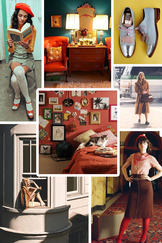 Wes Anderson, Style, Inspiration, decor, vintage, retro,