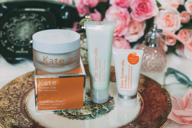 ExfoliKate, Intensive Exfoliating Treatment, ExfoliKate™ Cleanser, ExfoliKate™ Glow, Review, Moisturizer, Kate Somerville