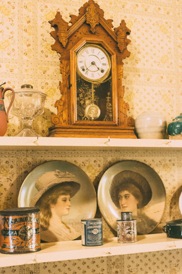 Point Ellice House, Time Capsule, 19th Century, Victorian Home, Victoriana, museum, original household items, afternoon tea, vintage, retro,