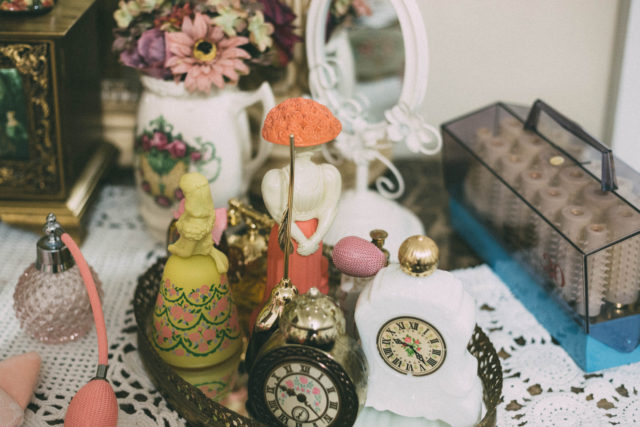 Bedroom Tour, Vintage, decor, shabby Chic, Interior, Retro, French Country, vintage props, interior design, floral, home, house, style,