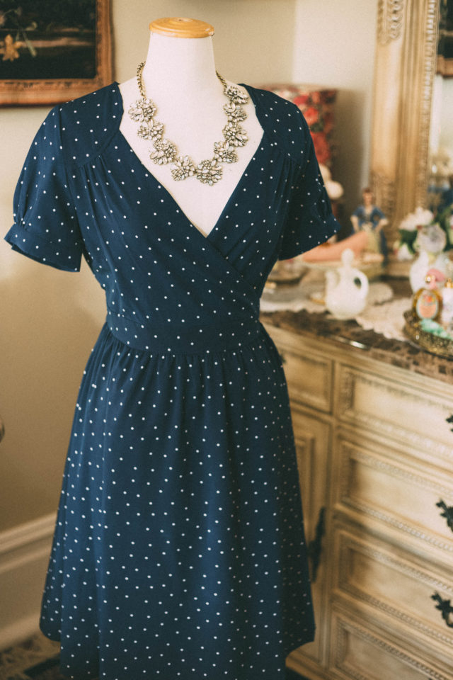 vintage reproduction try on haul with joanie clothing