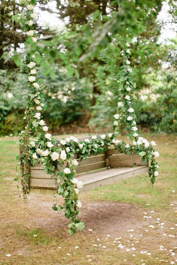 rose swing