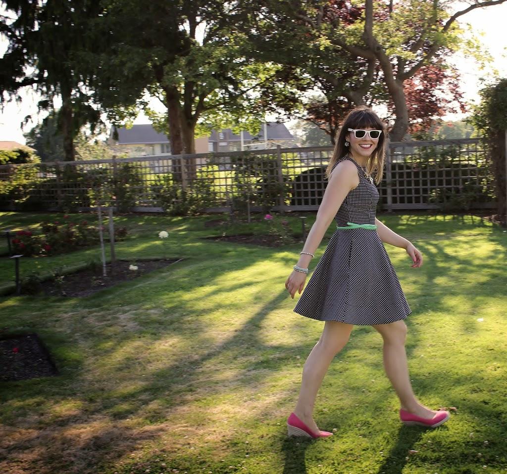 Zooey Deschanel Inspired fashion