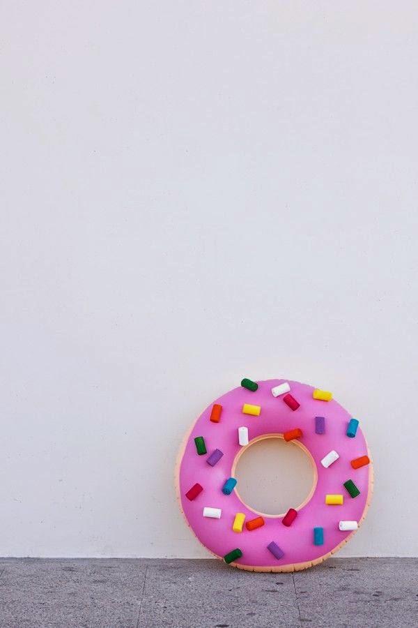 Donut inner tube