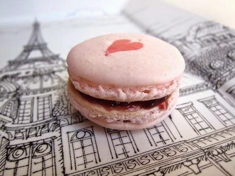 Paris, French Macaron