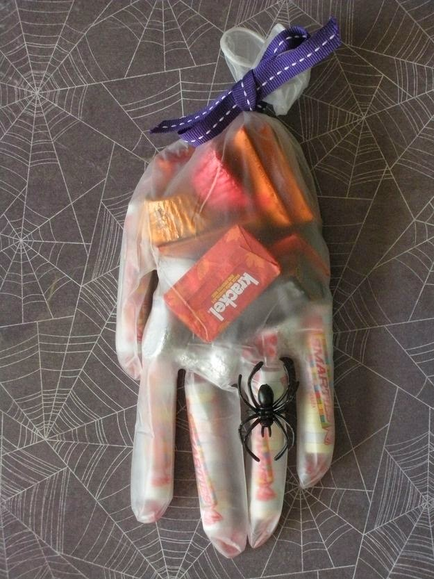 Halloween Candy Bags
