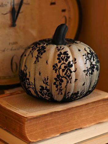 Pretty Halloween Pumpkins