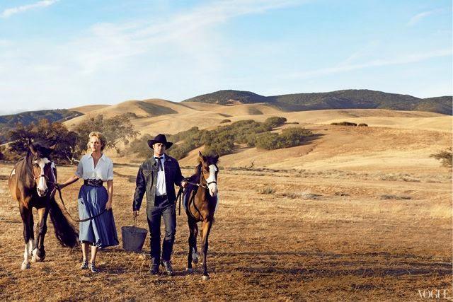 Wild West fashion