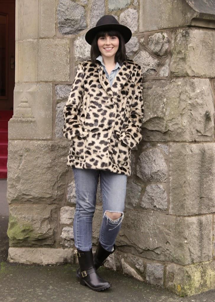 Canadian Fashion blogger