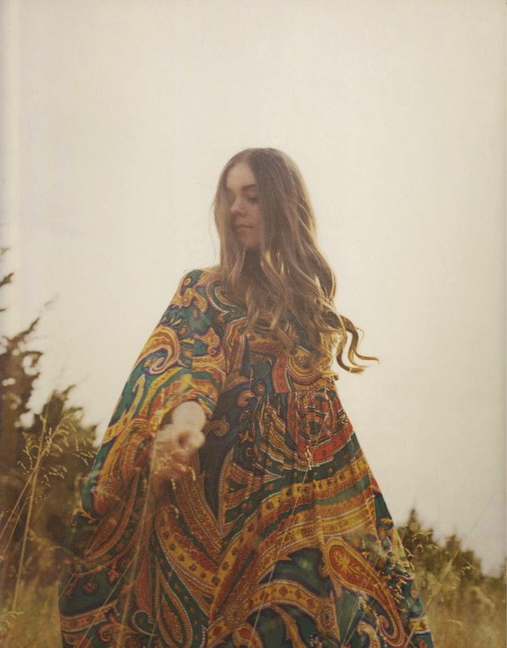 1970s Bohemian fashion