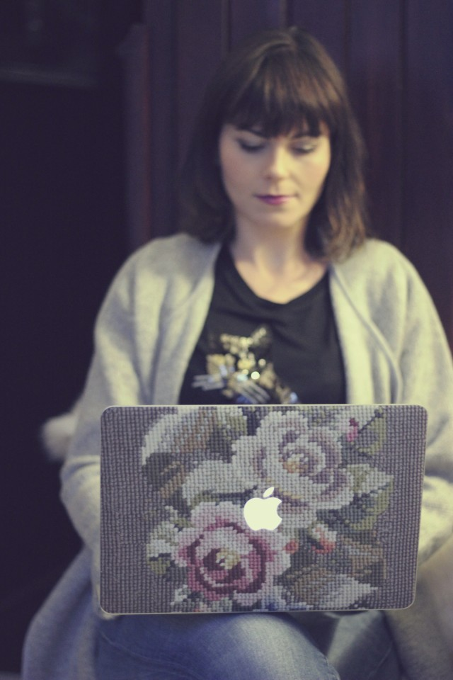 Embroidered CaseApp MacBook Pro Skin