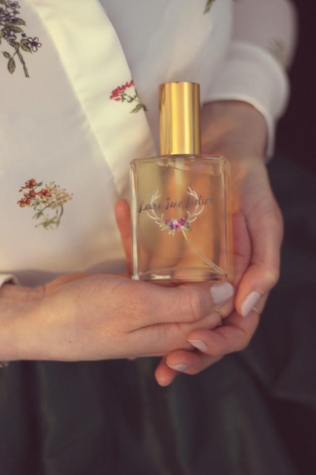 Make your own perfume, Natures First Beauty Bar, custom perfume, perfumery, Victoria, BC, Monday Magazine, Fashion Blogger, Laura Jane Atelier, Migration Boutique , Vintage Fashion, Parisian perfume, fragrance, natural perfume