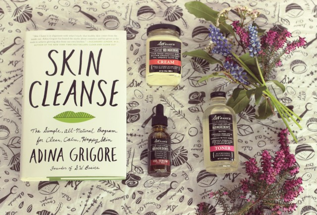 S.W. Basics of Brooklyn, Skin Cleanse, Natural Skincare products, Green Beauty, Vegan Skincare, How to get clear skin