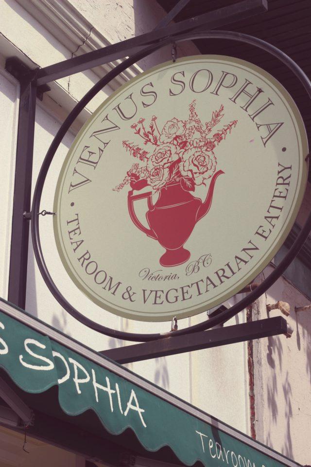 Chic Wish, AMI Club Wear, High Tea, Victoria, Venus Sophia Tea Room, Afternoon Tea, BC, Canada