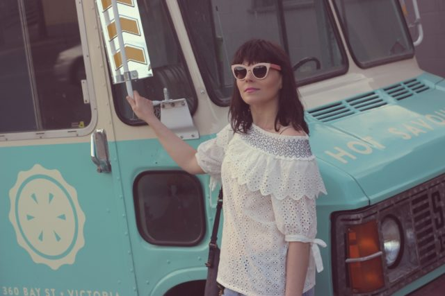 Chic Wish, Elliott Lucca, Cents of Style, Marc by Marc Jacobs, Vintage pie truck