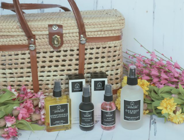 Little Barn Apothecary, natural skincare, review, beauty blogger, cruelty free, organic