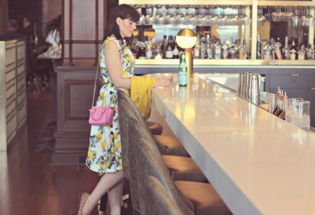 Fairmont Empress, victoria, renovation, Q Restaurant, Unique Vintage, Fashion Blogger, Vintage fashion