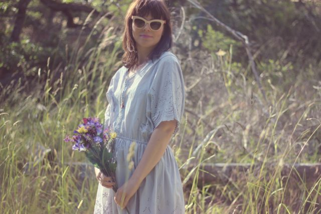 Chic Wish, Summer Fashion, Summer Dress embroidered dress, fashion blogger, bohemian