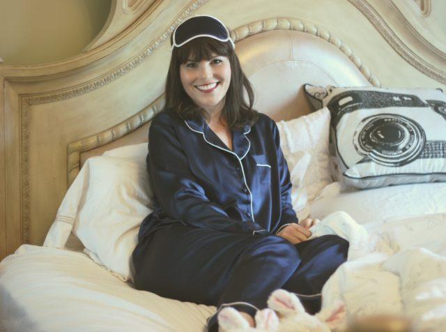 Wear Elise, Luxurious Silk Loungewear, silk pyjamas, Monday Magazine, Victoria, Fashion Designer, Fashion Blogger