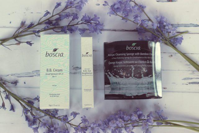 Boscia, BB Cream, Konjac cleansing sponge, BB eye brightener review
