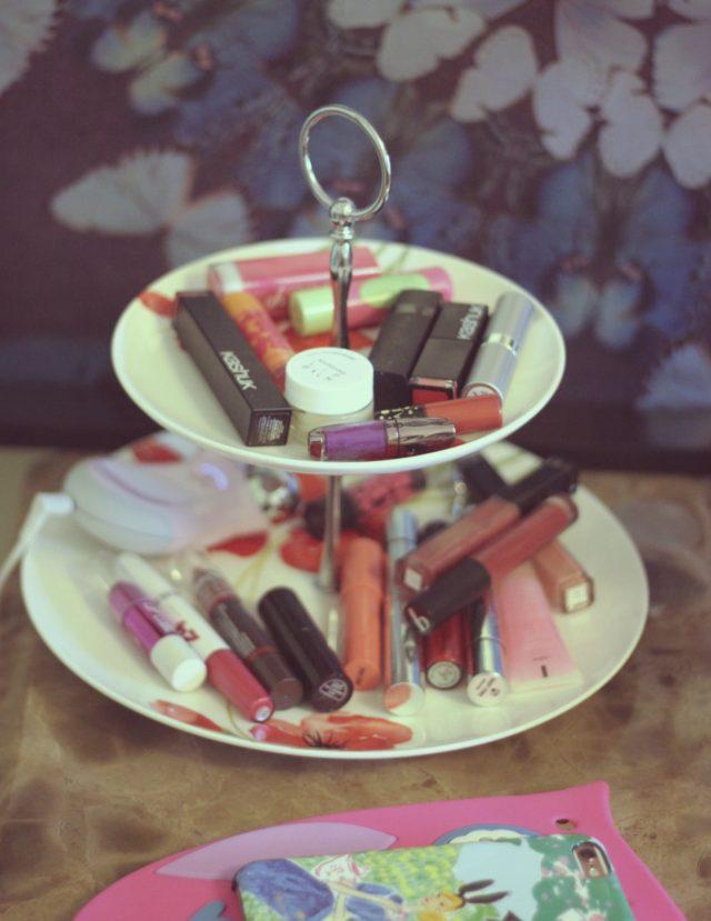lipstick storage solutions