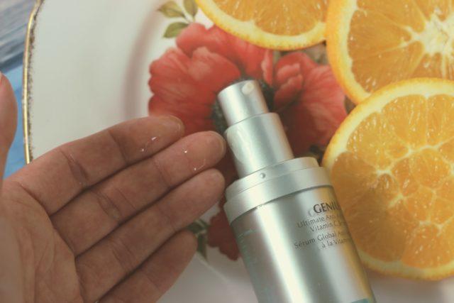 Algenist Genius Ultimate Anti-Aging Vitamin C+ , Algenist Genius Ultimate Anti-Aging Cream, review, beauty blogger