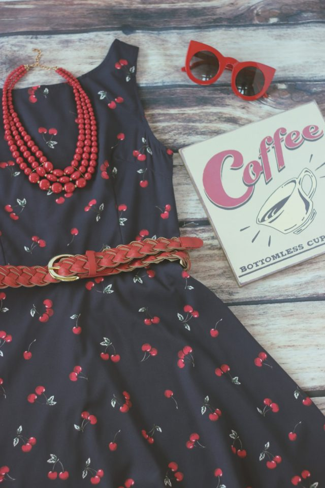 Sammy Dress, Vintage inspired dresses