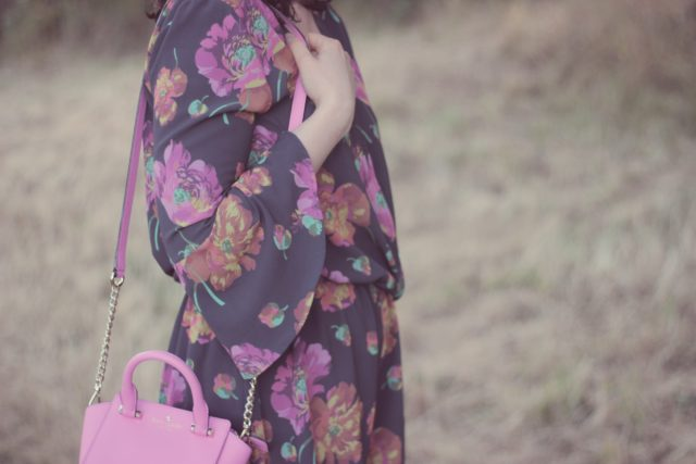 HIGHLINE COLLECTIVE Floral Patterned Jumpsuit, Kate Spade New York, Summer Fashion, Bohemian Fashion, Fashion Blogger, Vintage Fashion