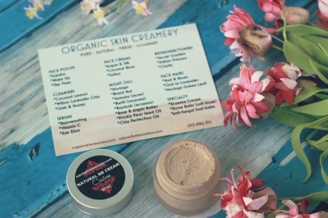 Natures First Beauty Bar, Organic Skin Creamery, Custom BB Cream, Victoria, Vancouver Island, Organic Skin Care Products