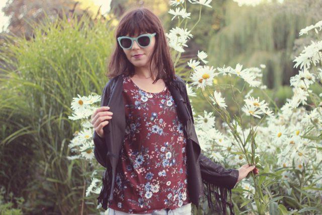 California Moonrise, Marshalls, Old Navy, Bohemian Fashion, Fashion Blogger, Vintage fashion, street style