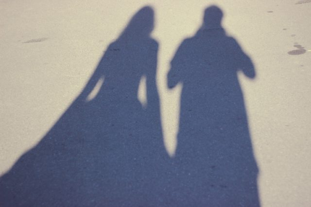 Shadow, photography, silhouette