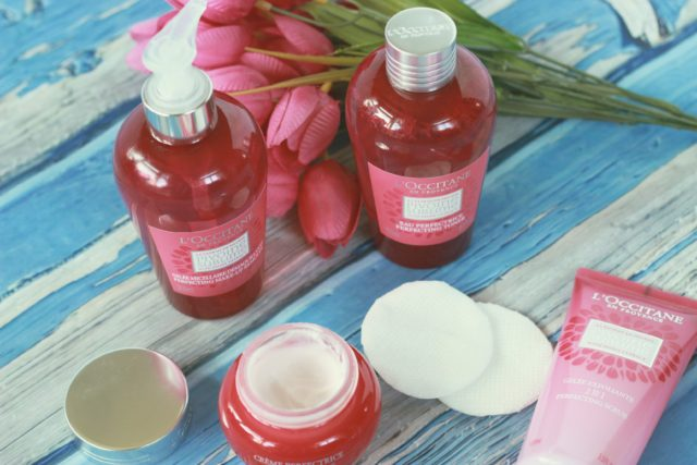 L'Occitane, Peony, Beauty, Review, Peony Skincare products, Beauty Blogger, YouTube