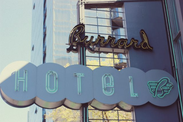 The Burrard, Vancouver's #1 Retro and Boutique Hotel, Vintage, Hotel, Motel, Mid Century Modern