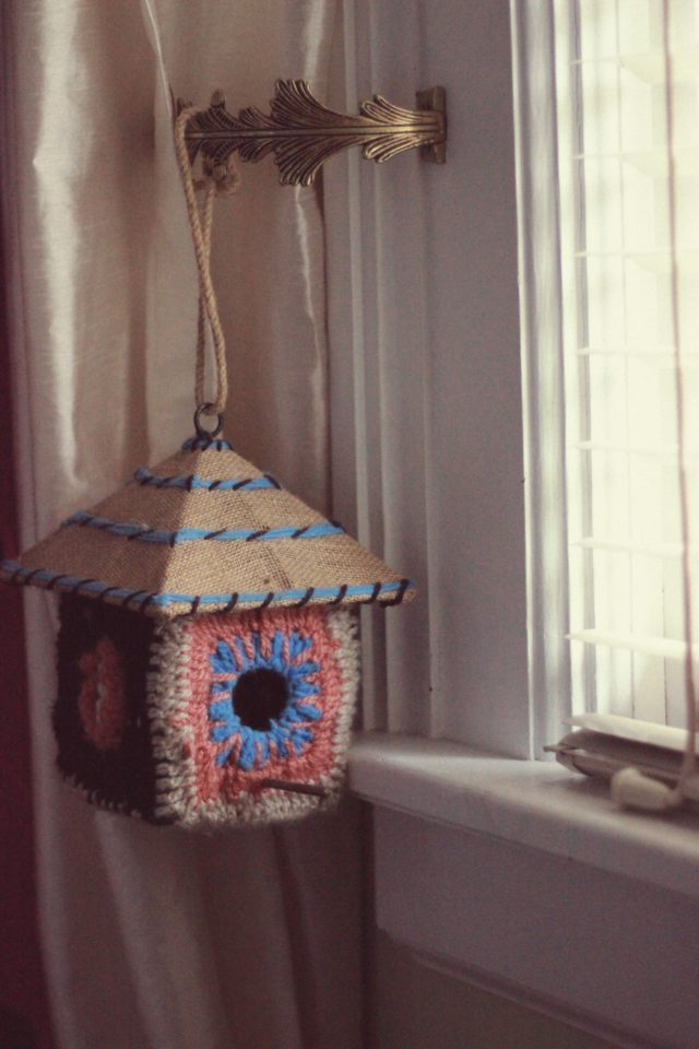 Bird house, Anthropologie