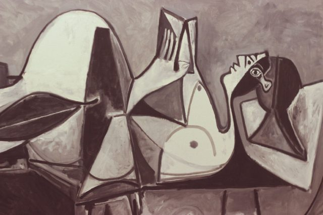 Vancouver Art Gallery, Picasso, 2016