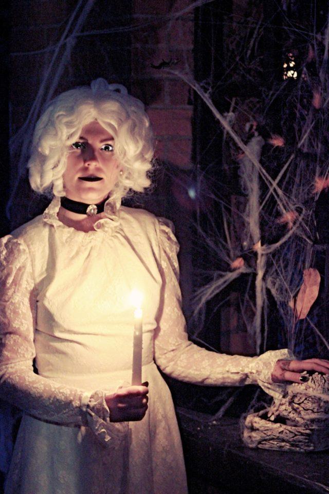 Halloween, Costume, Idea, Ghost, Vampire, Victorian, idea, scary, spooky
