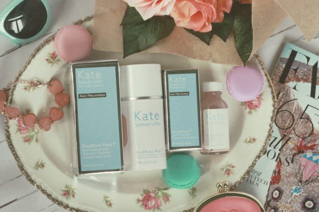 Kate Somerville, Eradikate, Review, Acne, Solution mask