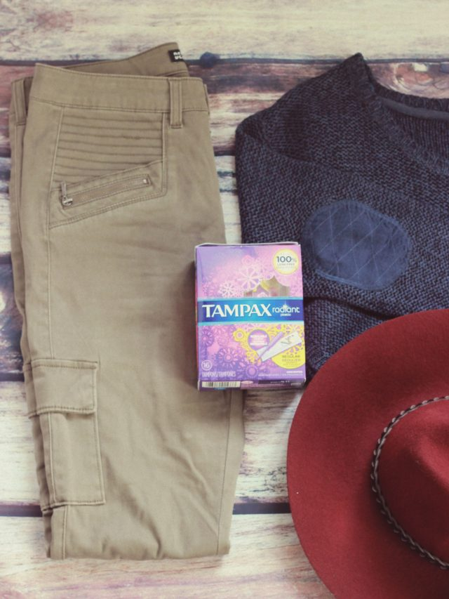 tampon, radiant, tampax,#Tampax #TampaxCrowd #BeRadiant #WearWhatYouWant