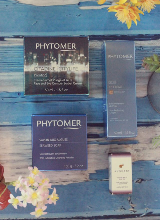 SkinStore, H2O Plus Beauty, Skincare, Phytomer, Sundari, Skin care Haul, Besuty, eye oil