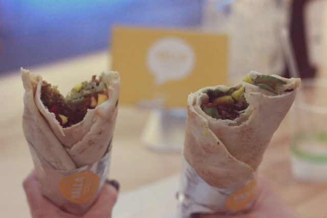 Yalla, Middle Eastern Street Eats, Victoria, BC, Review