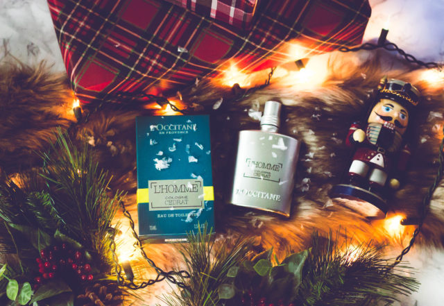 L'Homme Cologne Cédrat Eau de Toilette,L'Occitane, Review, natural perfume, Christmas, Gift ideas, Men's Colonge