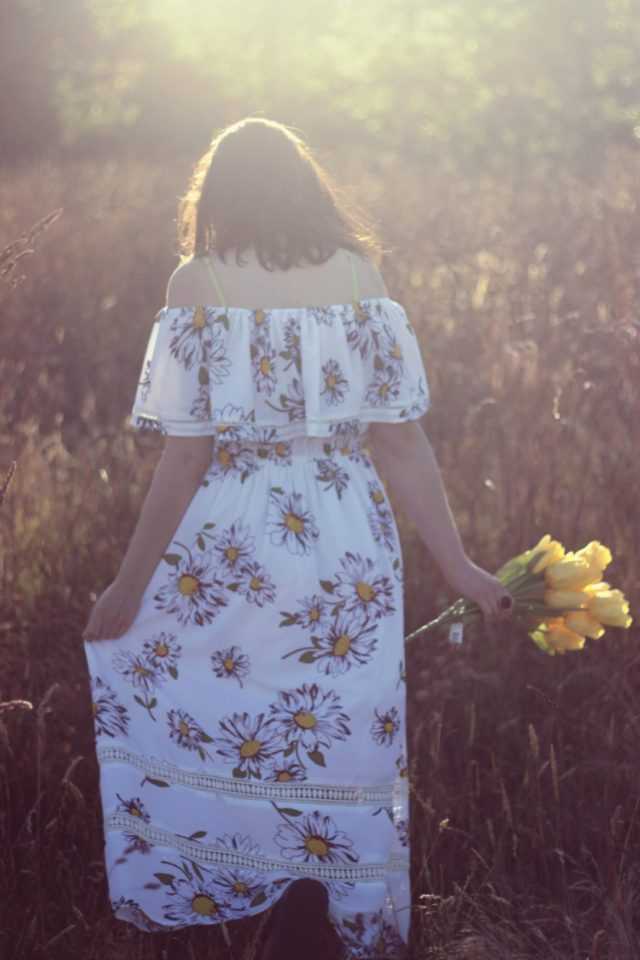 chic wish, daisy, maxi dress